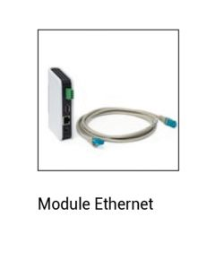 OPTION MODULE ETHERNET AQR+